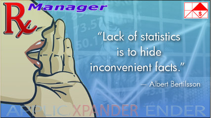 Rx-Manager Statistic